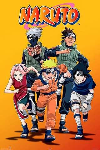 segunda temporada (Naruto)