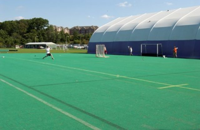 Astroturf was invented.