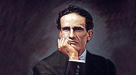 CÉSAR ABRHAM VALLEJO MENDOZA  - biografía timeline