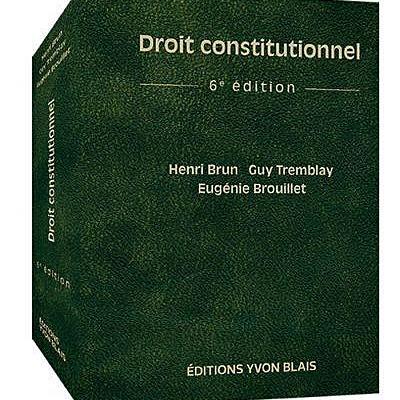 Droit constitutionnel timeline