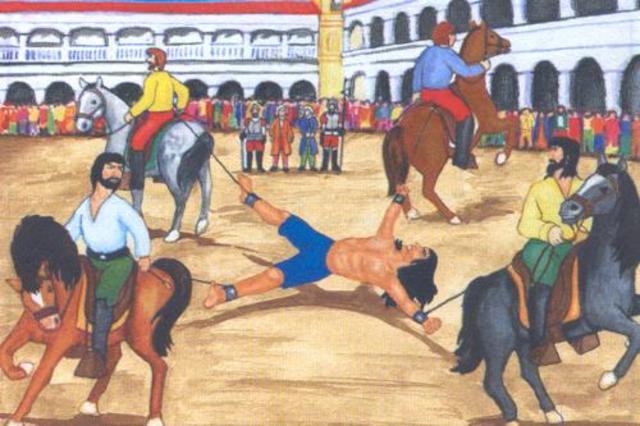 Revolucion de Tupac Amaru II