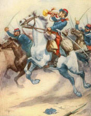 Rebelion de Antonio de Zela
