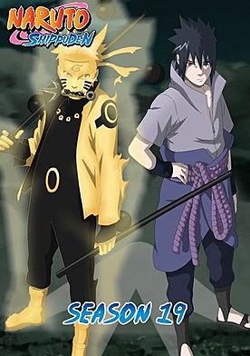 Decimonovena temporada (Naruto Shippuden)