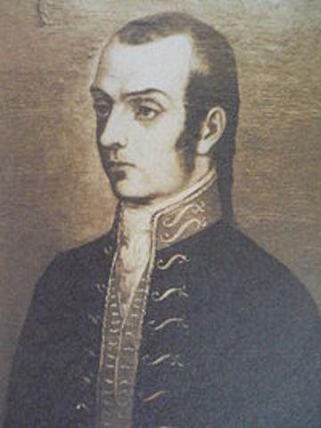 Rebelion de Enrique Paillardelle