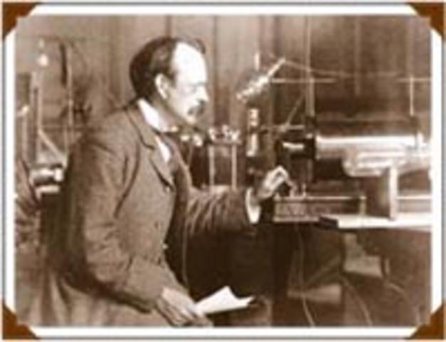 Joseph John Thomson: los rayos catódicos