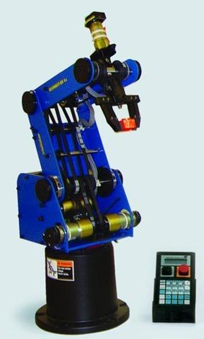 Robótica y máquinas CNC