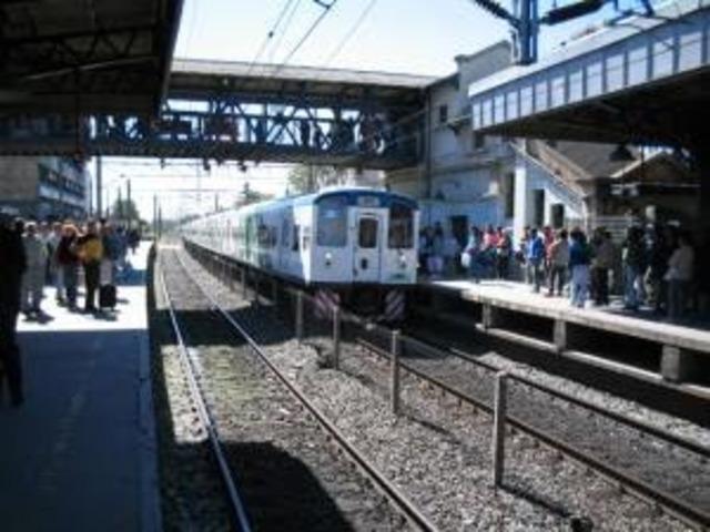 Electrificación de los ferrocarriles