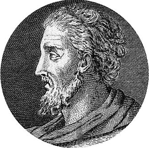 Leucipo. Griego, Atomismo, Siglo V a.C