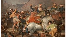 Bloque 5: Crisis de la monarquía  borbónica. La Guerra de la Independencia y los comienzos de  la revolución liberal. La Constitución de 1812. timeline