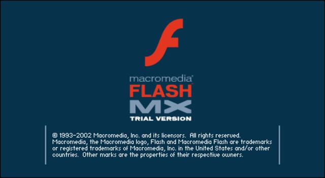 Lanzamiento de Flash MX