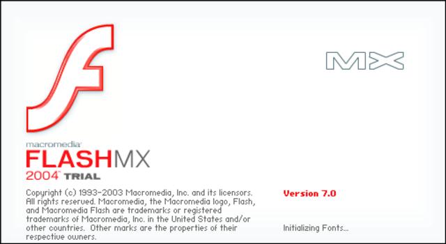 Flash MX Professional 2004