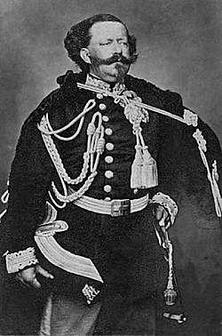Víctor Manuel II proclamado Rey de Italia
