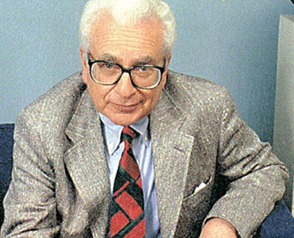 Murray Gell Mann y George Zweig