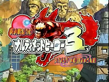 4º OVA (Naruto) ¡Finalmente un Choque! ¡¡Jōnin vs Genin!! ¡¡Indiscriminada Reunión Magnifico Torneo Cuerpo a Cuerpo!!