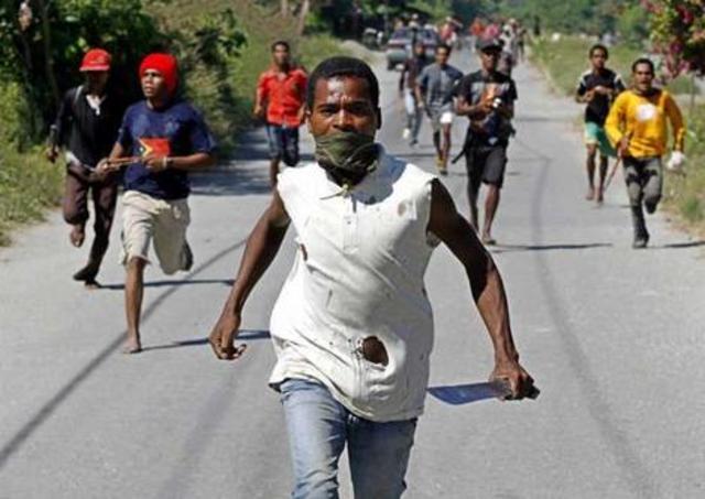 RPF Major Offensive - Genocide Begins