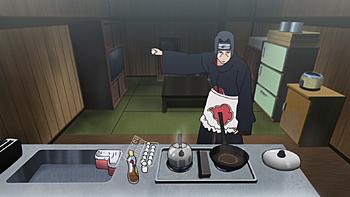 4º OVA (Naruto Shippuden) 11º (Naruto) ¡Batalla del Lado Soleado!