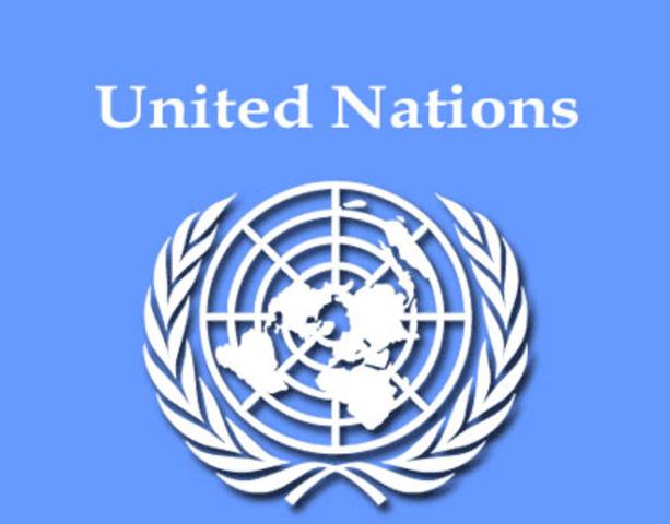 United Nations established.