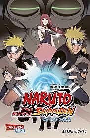 Naruto Shippūden: The Lost Tower