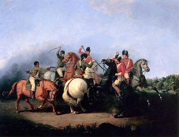The Battle of Cowpens