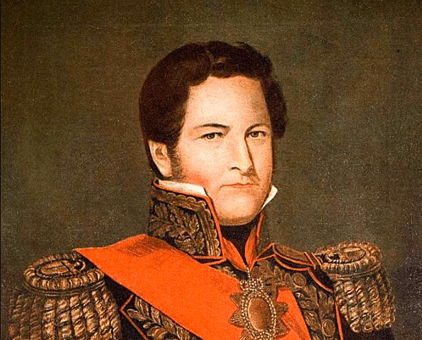 PRIMER GOBIERNO DE JUAN MANUEL DE ROSAS