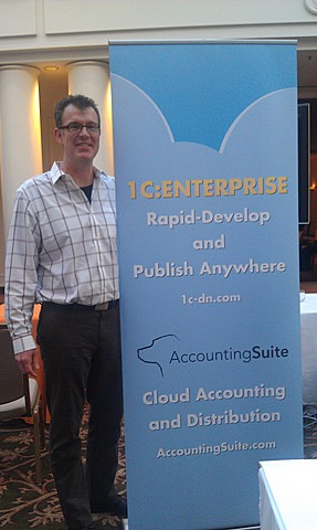 AccountingSuite™ attends the HTML5 Developers Conference