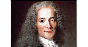 Birth of Voltaire