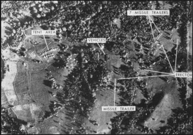Cuban Missile Crisis.