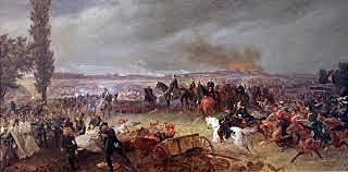 La guerra austro-prusiana