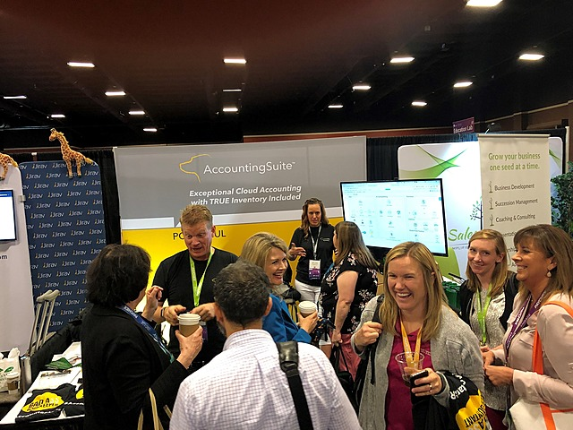 AccountingSuite™ attends AICPA Engage 2019
