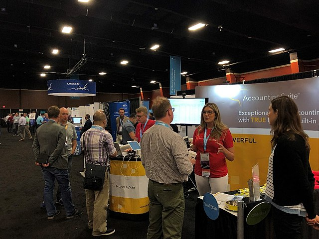 AccountingSuite™ attends AICPA Engage 2018