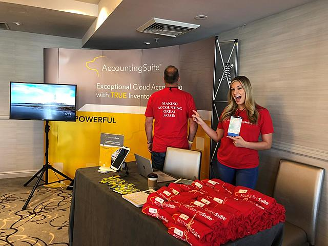AccountingSuite™ attends The 2018 PASBA Spring Marketing Conference
