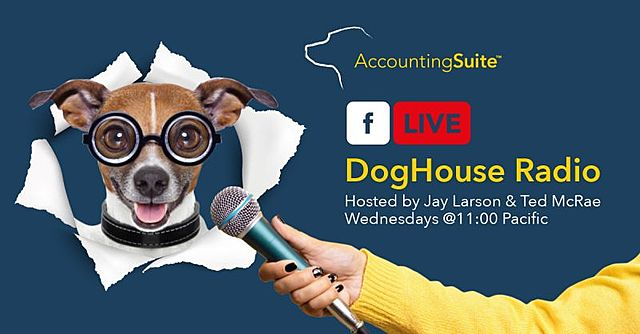 AccountingSuite™ launches DogHouse Radio