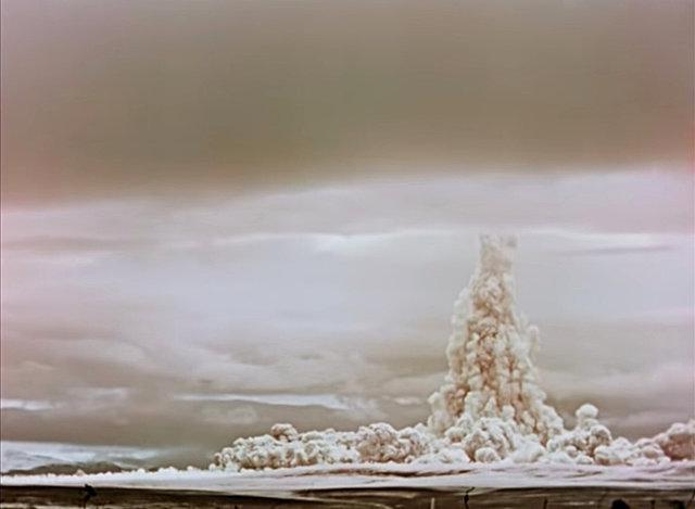 Russia detonates its first hydrogen bomb