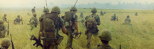 U.S. gets involved in the Vietnam War