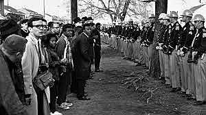 March at Selma, Alabama