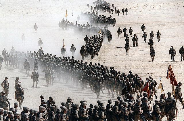 Operation Desert Storm (Persian Gulf War)