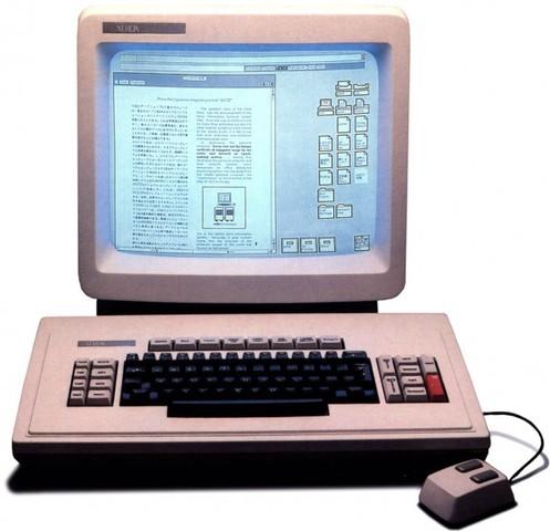 Computadora con Mouse