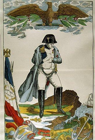 Derrota i dester de Napoleó