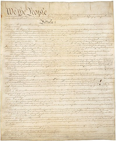 Primera constitución en la historia