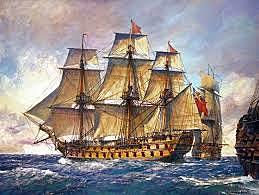 España entra en guerra con Reino Unido. Batalla del cabo de San Vicente (victoria británica).