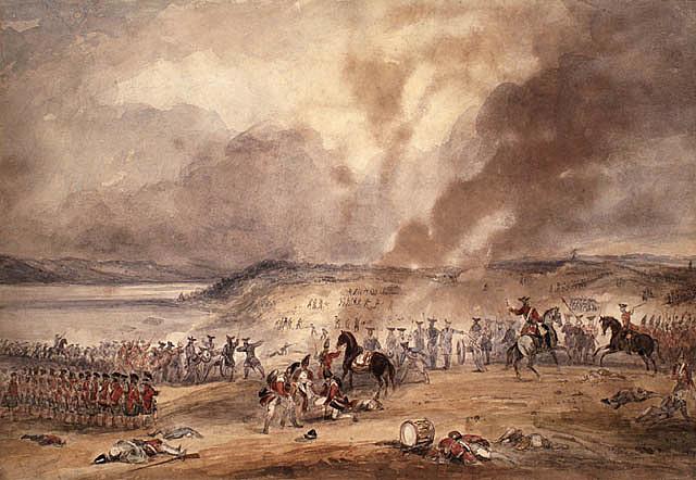 Bataille de Sainte-Foy