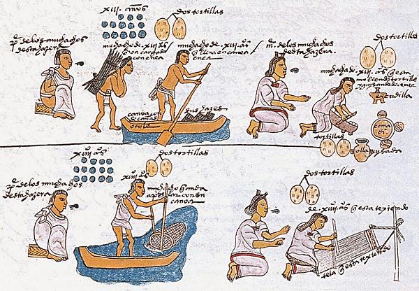 Educación México Prehispánico