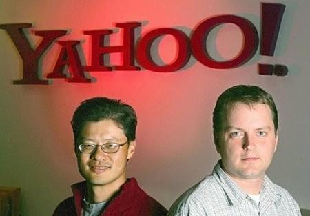 Los creadores de Yahoo!