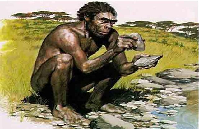 Paleolítico Inferior( 2,5 millones de años A.C - 120000 A.C )