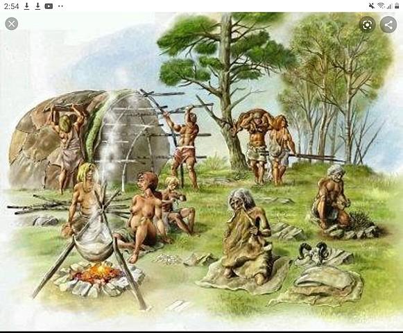 Paleolítico Medio(130000A.C-30000A.C)