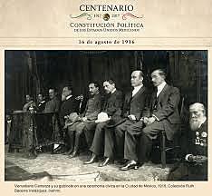 DECRETO DEL 16 DE AGOSTO DE 1916