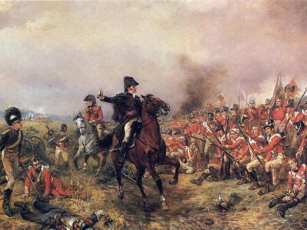 Napoleon's Last Defeat
