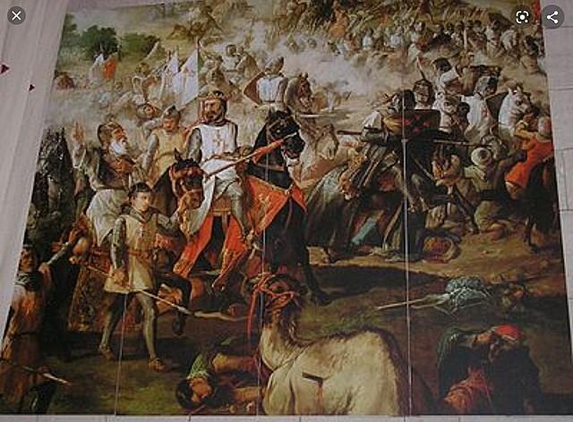 Repoblación por Ordenes Militares ( siglo XII - XIII )