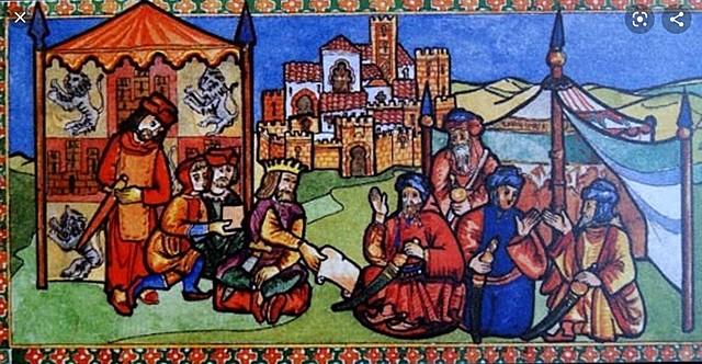 Repoblación por Repartimiento ( siglo XIII - XIV )