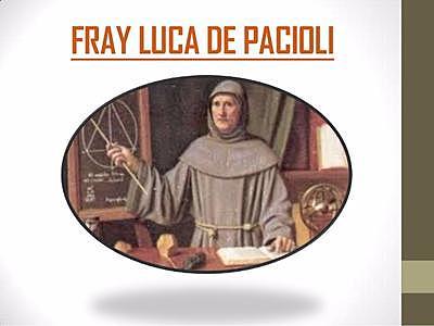Fray Luca de Paciolo